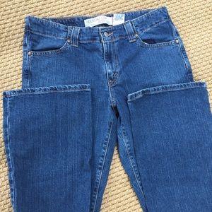 Levi's Jeans - Levi's 525 Nouveau Low Boot Cut Jeans